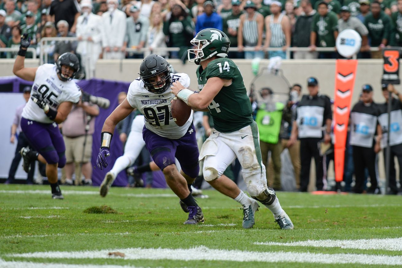 Why Northwestern will/won't beat Michigan State