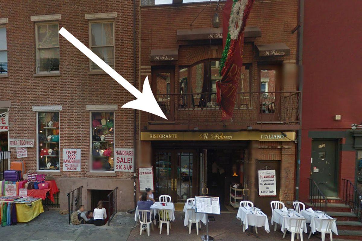 [151 Mulberry Street via Google Maps]