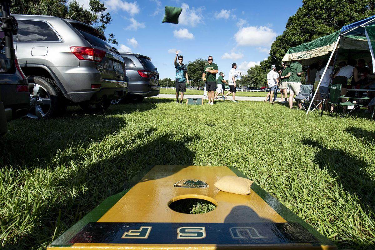 NCAA Football: Georgia Tech at South Florida