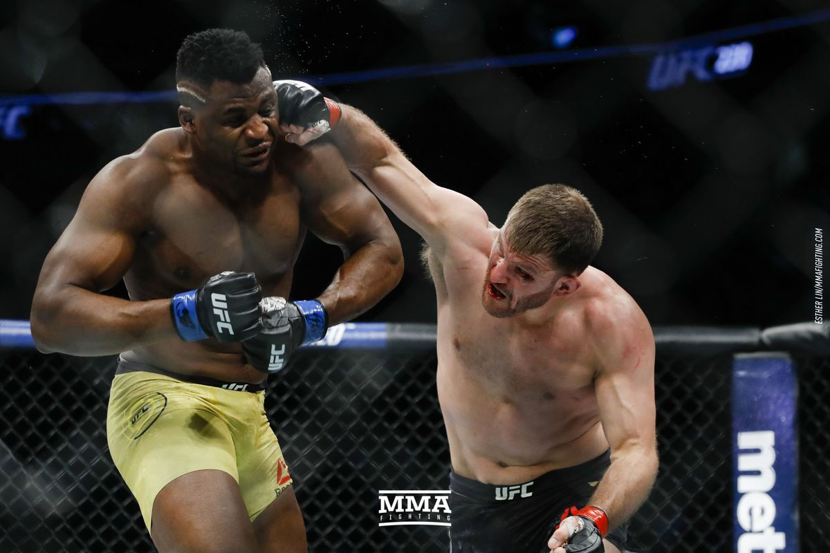 UFC 220 results: Stipe Miocic bests Francis Ngannou in lopsided decision - MMA Fighting