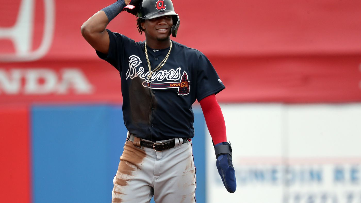 Ronald Acuña Jr.'s Extension, Plus Bryce Harper's Welcome Tour