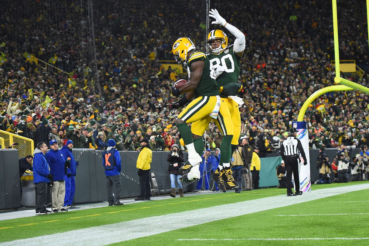 Packers vs. 49ers, Week 6: Second half game updates & discussion