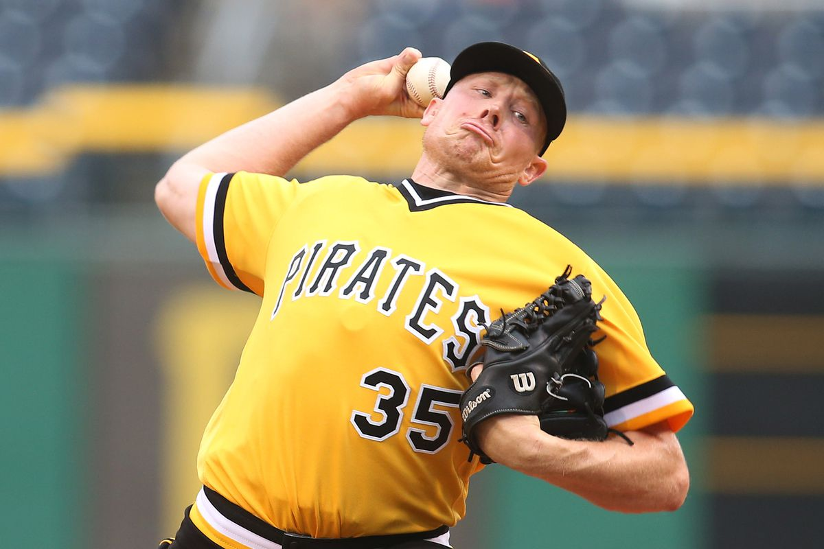 sneakers for cheap 35cc3 a28ba Nats send Taylor Hearn to Pirates for Melancon - Minor ...
