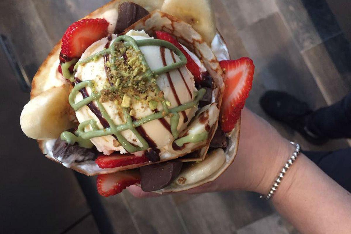 Crepe & Ice Cream 89C