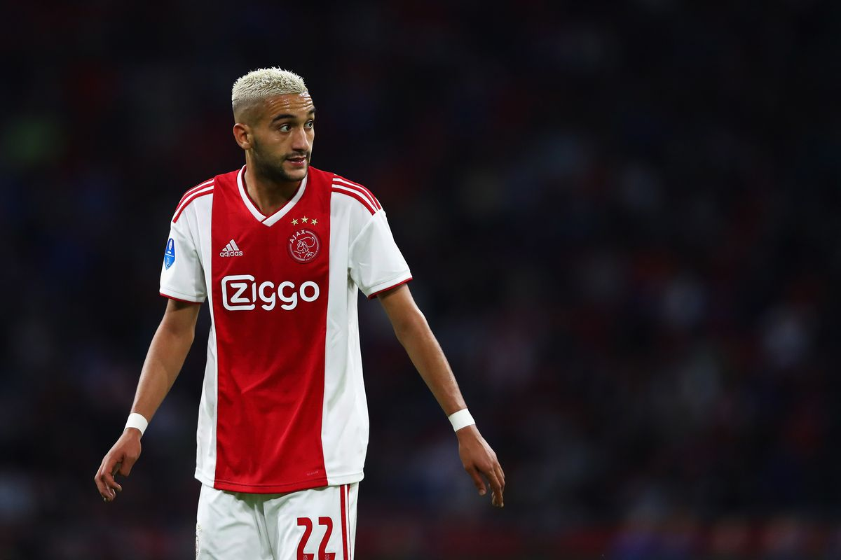 Ziyech Agent Courts Liverpool, Dismisses Everton - The