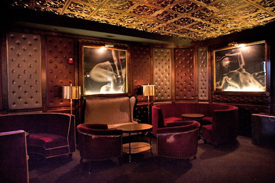 Take A First Look At Greystone Manor Supperclub Eater La
