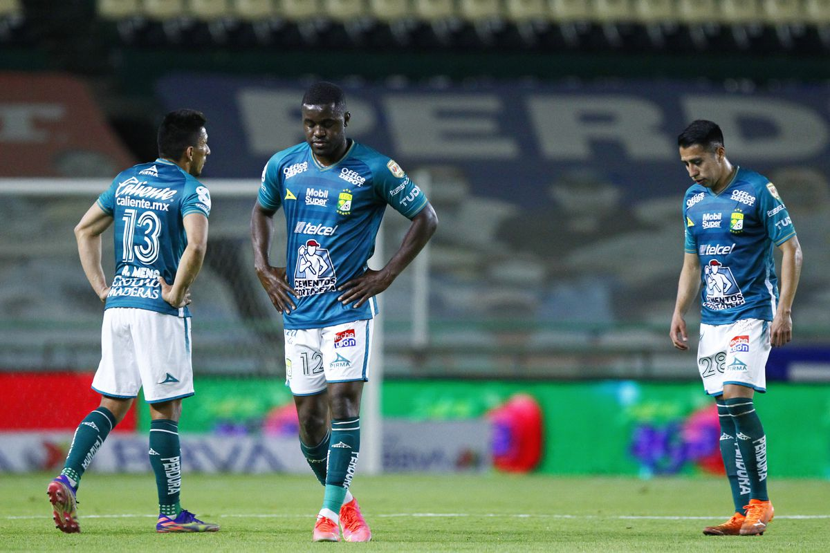 Leon v Cruz Azul - Torneo Guard1anes 2021 Liga MX