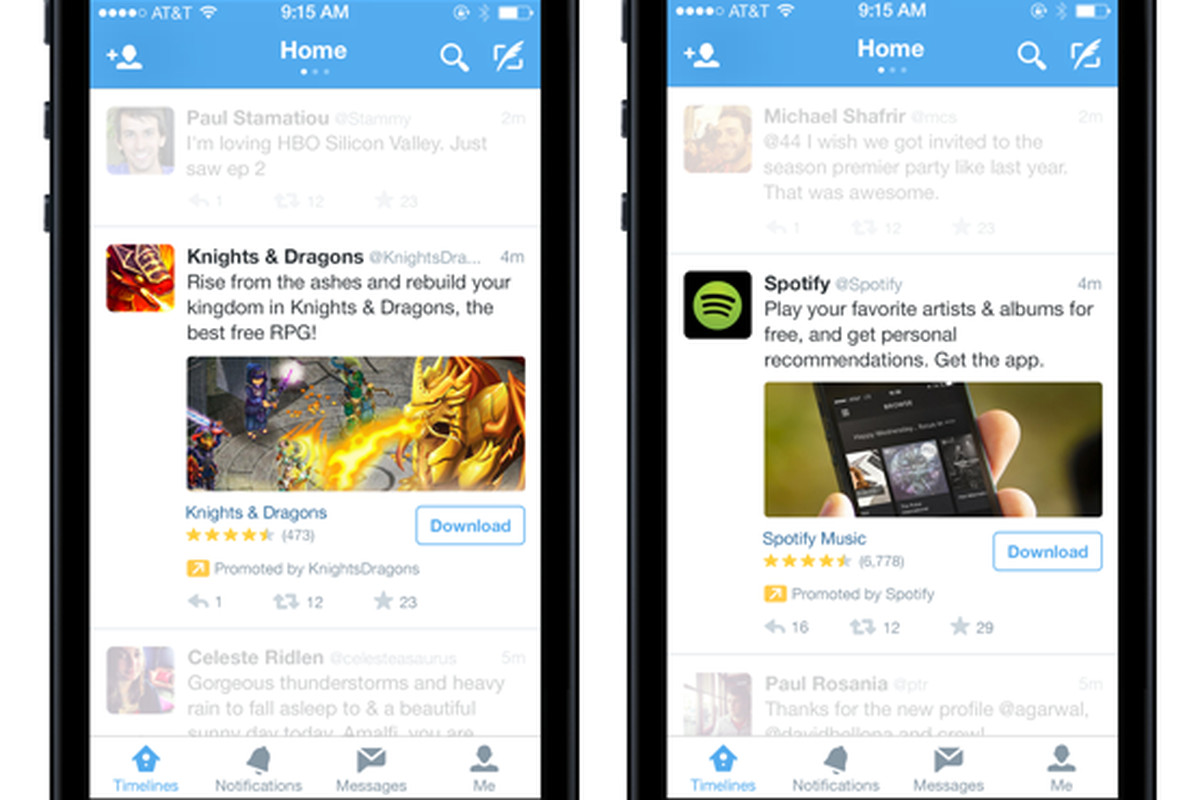 Twitter Takes the Wraps Off Its Version of Facebook's Giant