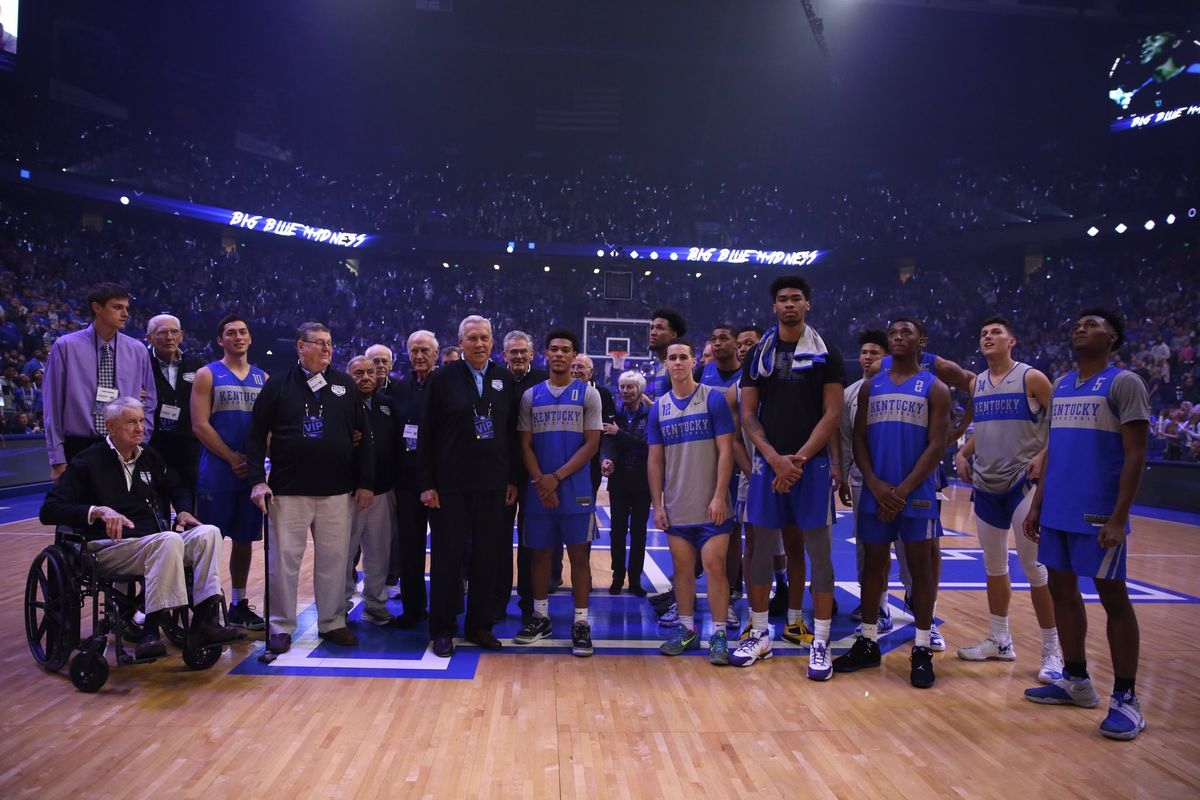 Kentucky Basketball 2018 19 Photo Day: Kentucky Wildcats: 5 Takeaways From Memorable Big Blue