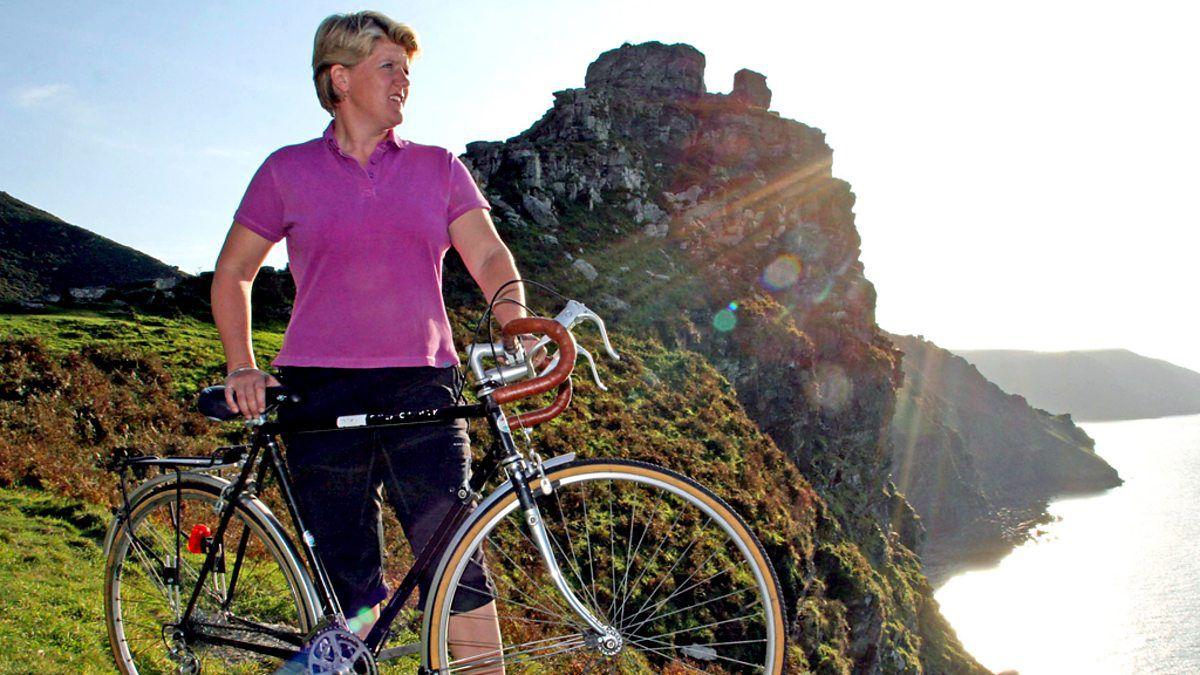 Britain by Bike, by Jane Eastoe