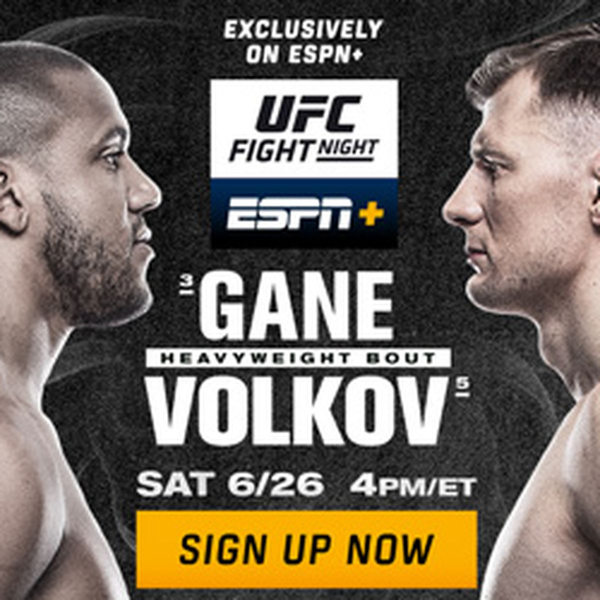 GANE The Fight Chamber | UFC and MMA news | Boxing news