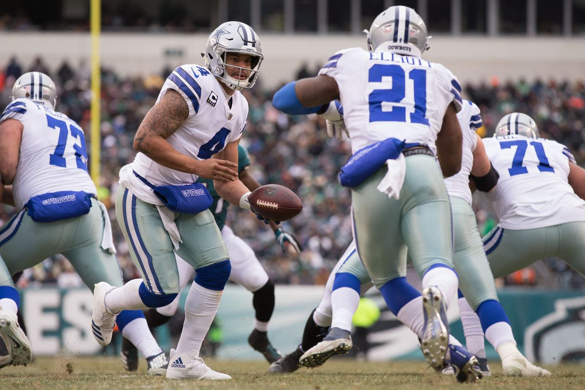 why the dallas cowboys could have the best and most dynamic rushing