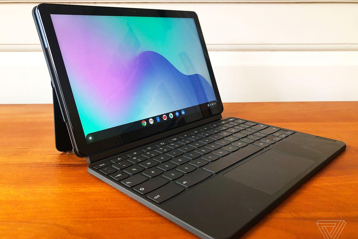 Best Laptops 2020: Lenovo Chromebook Duet