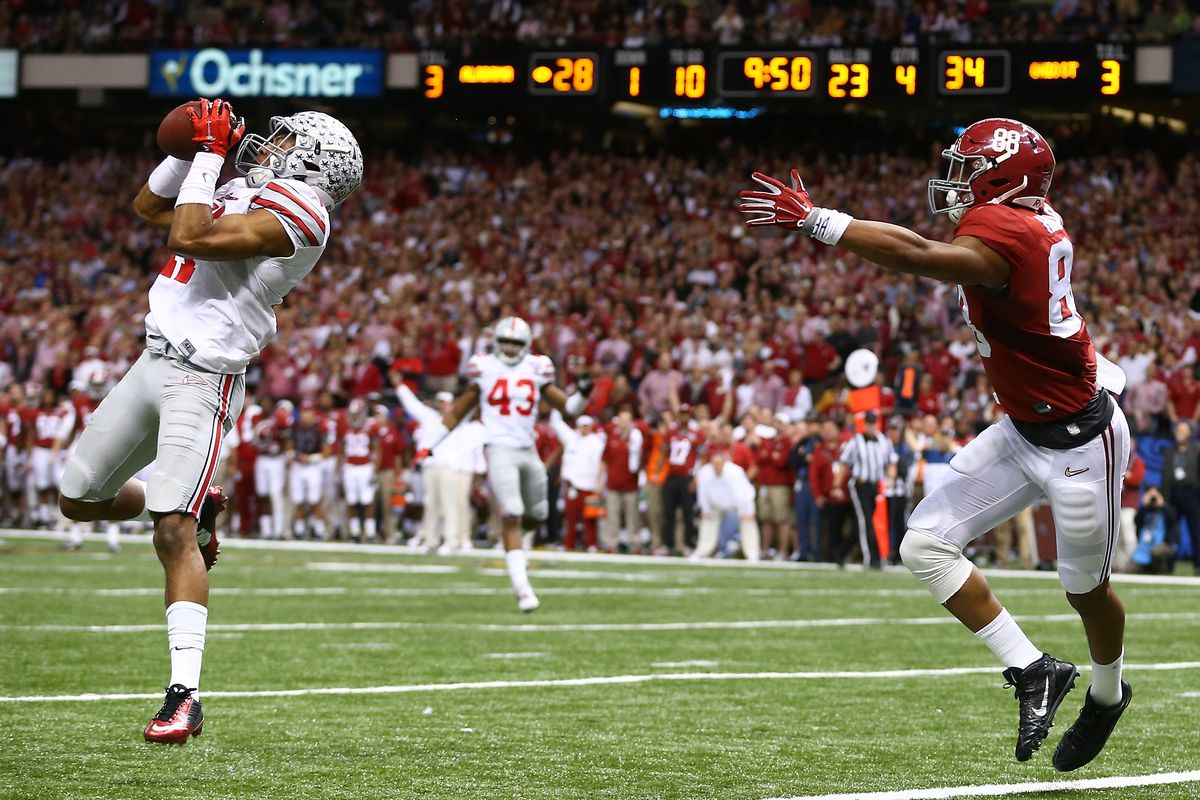 Heading into his junior season, Vonn Bell is poised to be the breakout star of the secondary