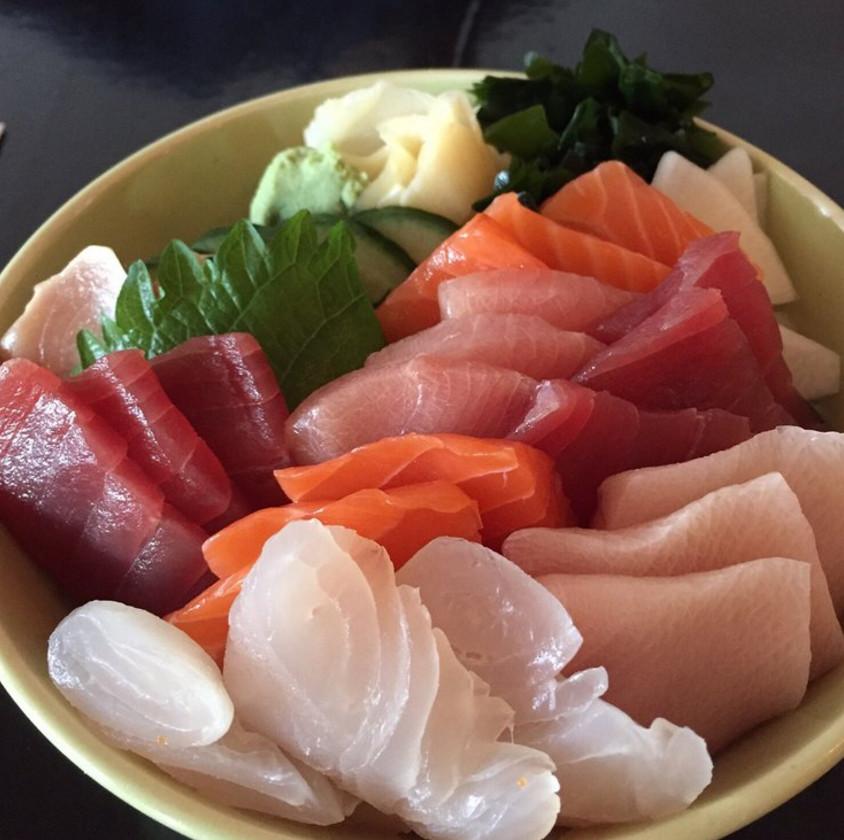 Chirashi from Murakami
