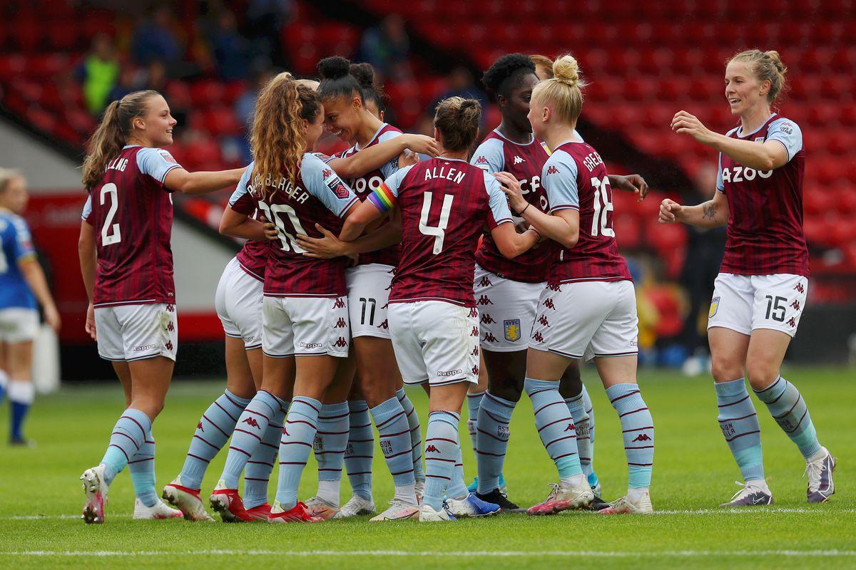 Aston Villa Women v Everton Women - Pre-Season Friendly