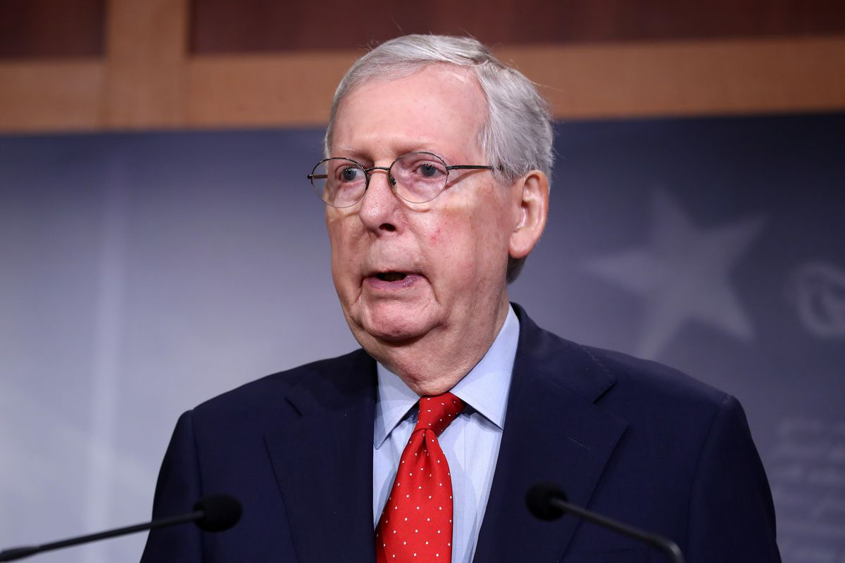 The Fiction Of Mitch Mcconnell S And Trump S Blue State Bailout Chicago Sun Times