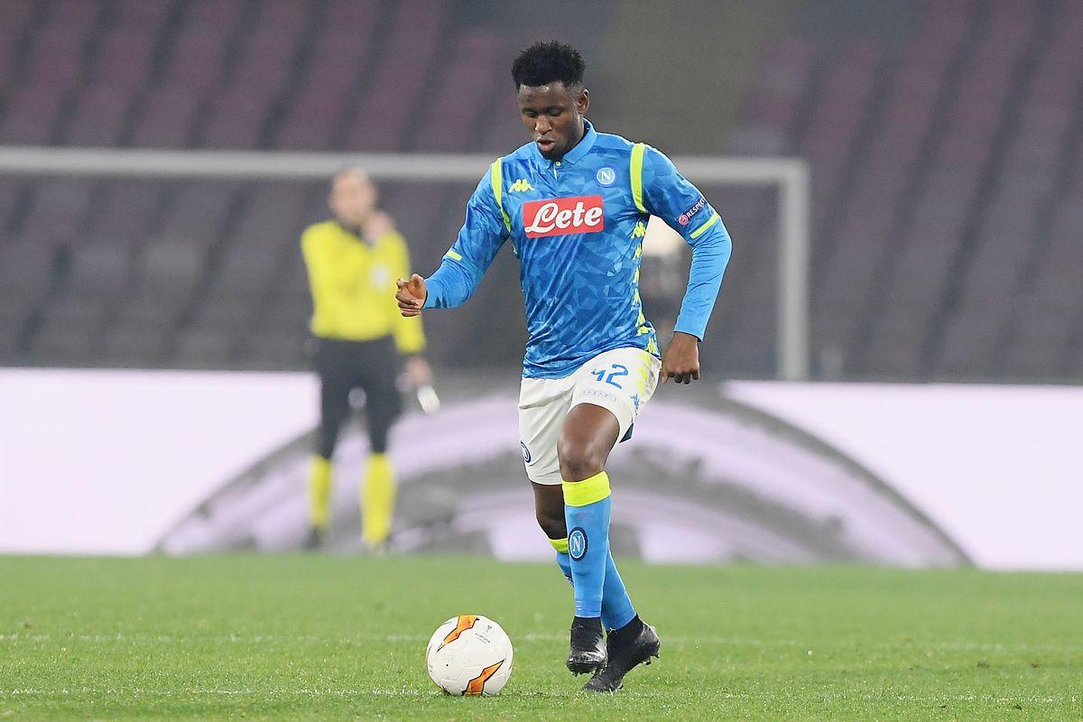 SSC Napoli v FC Zurich - UEFA Europa League Round of 32: Second Leg