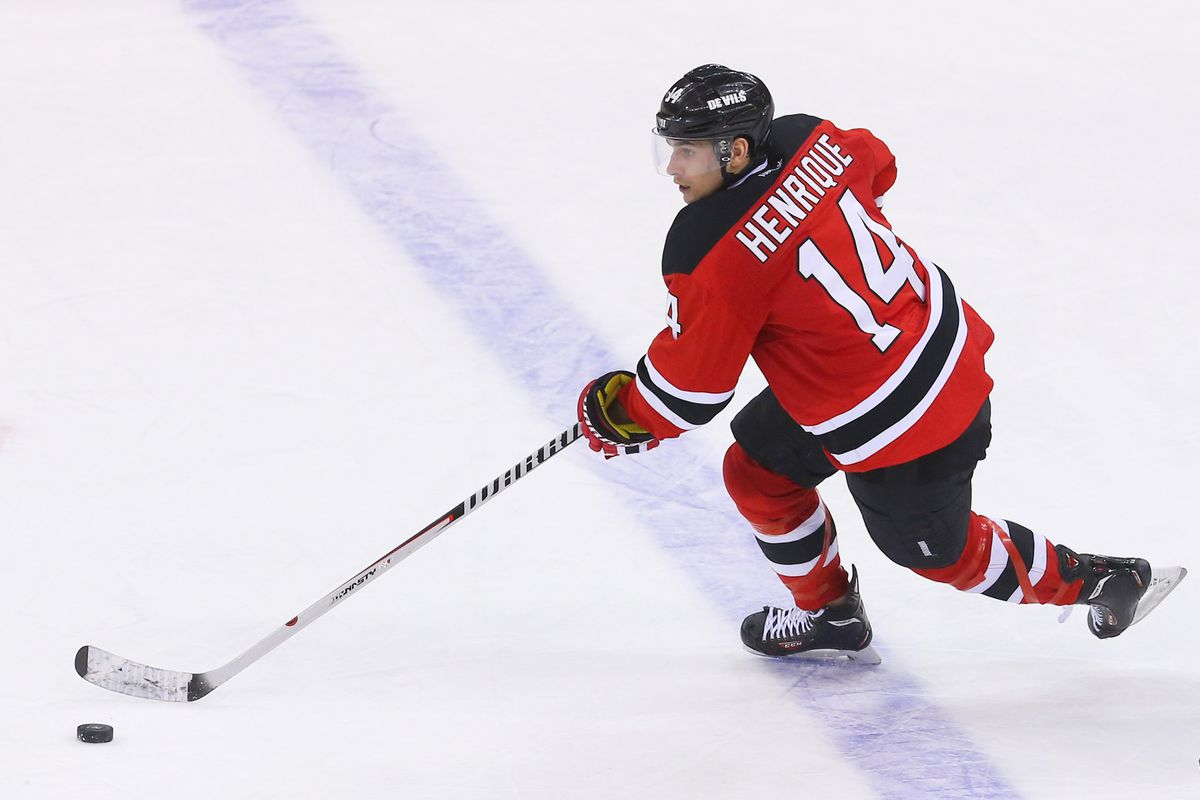 Adam Henrique makes it three years in a row as the ILWT Top Devil Under 25.