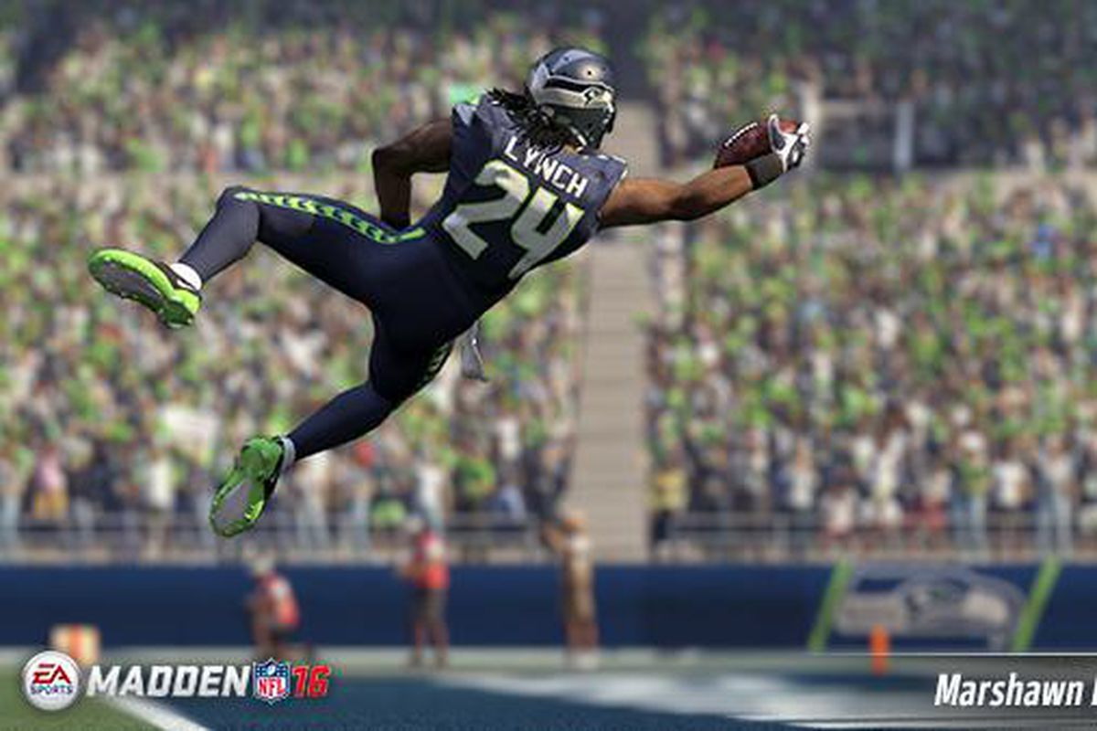 No Marshawn Lynch will not grab his crotch in Madden NFL 16 Polygon