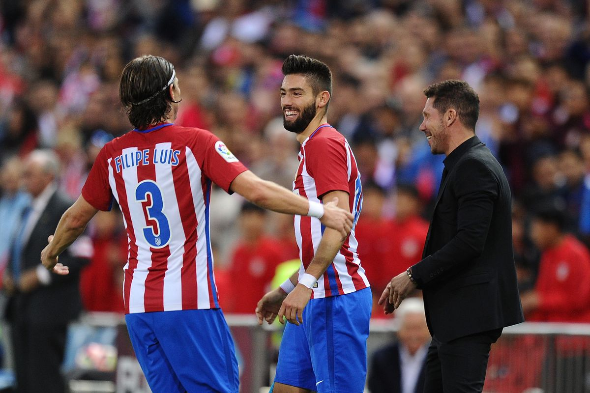 Yannick Ferreira Carrasco signs new contract with Atletico Madrid