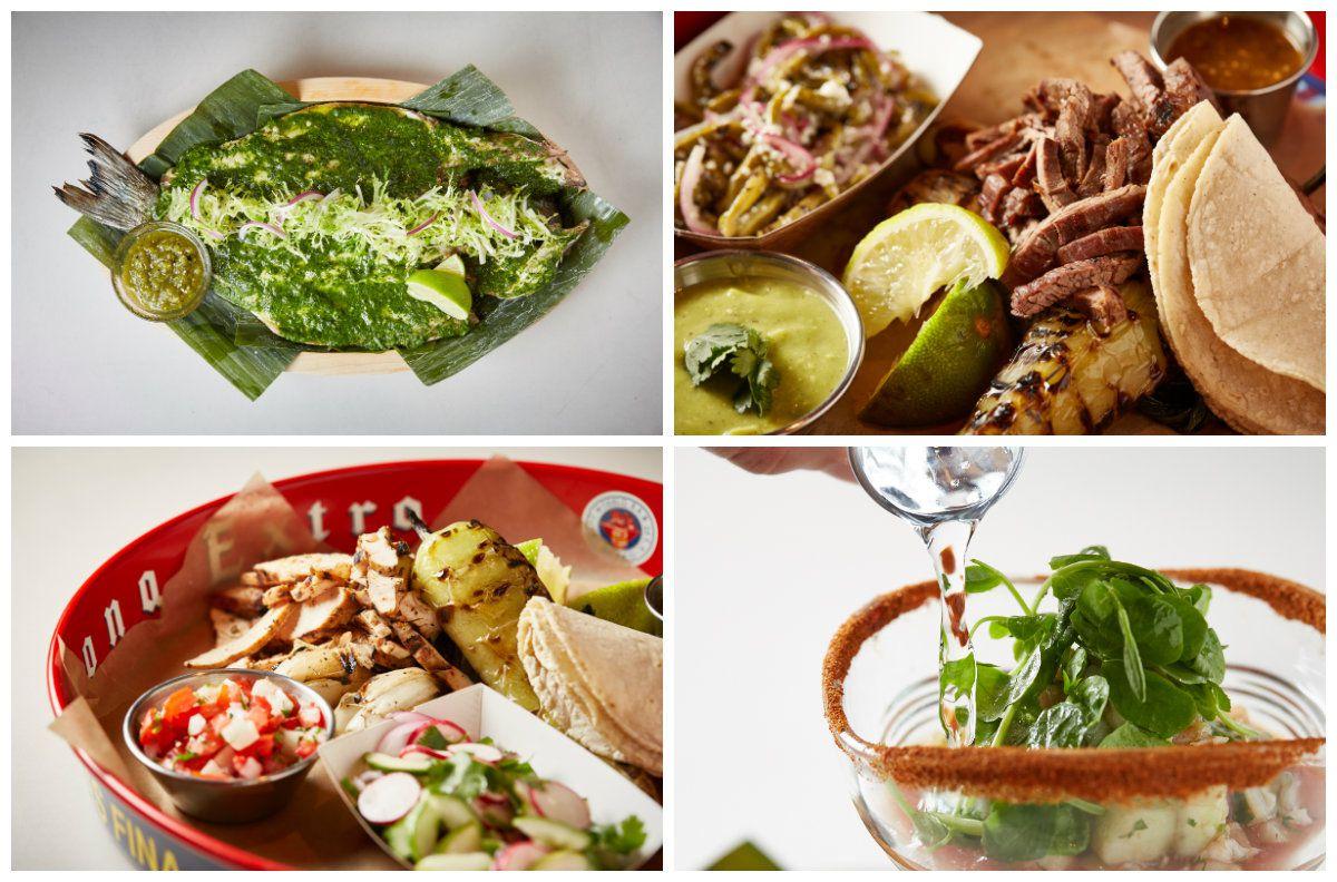 Cruz Blanca Lena Brava Food