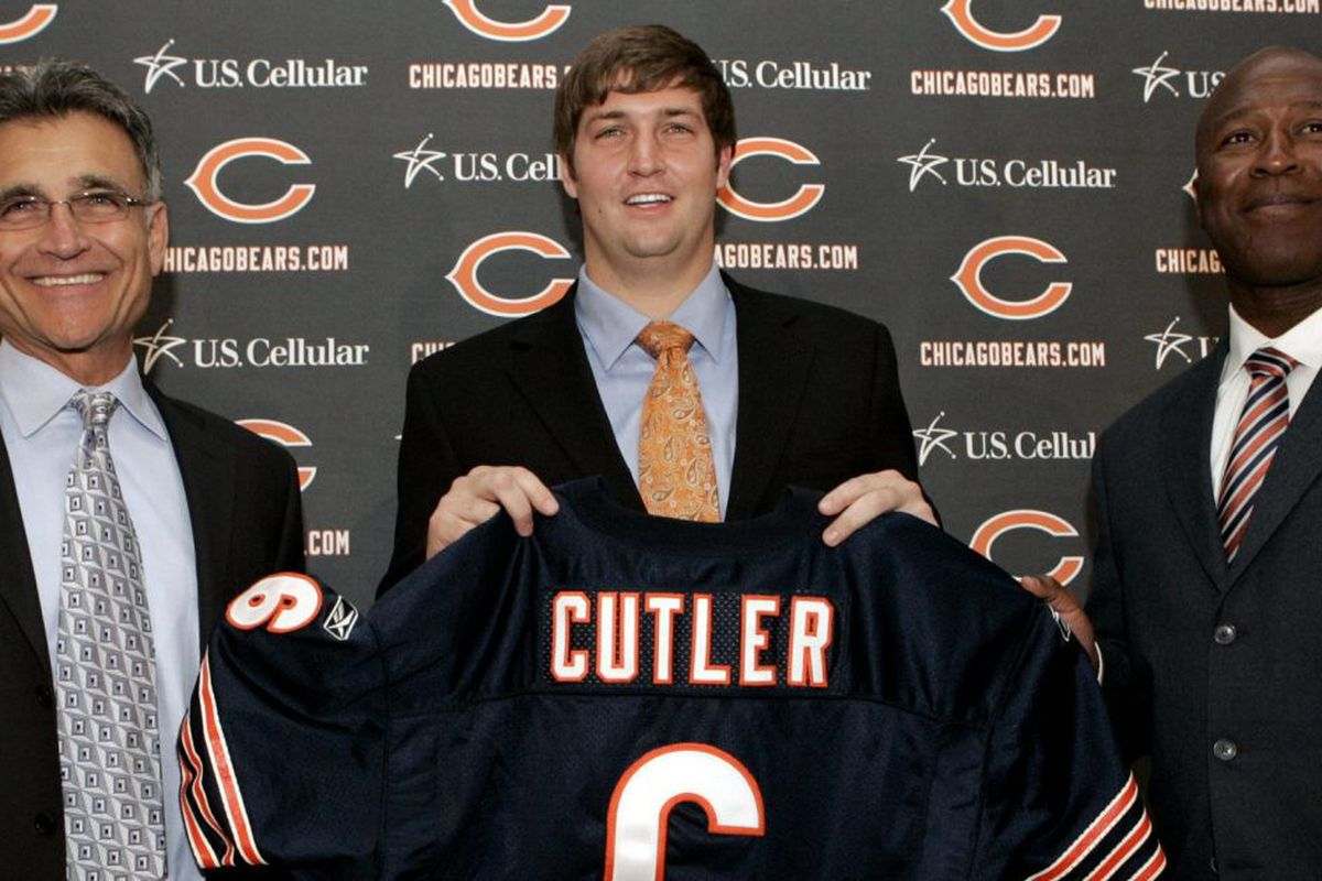 Ten years after: The Jay Cutler trade — was it worth it for Bears ...