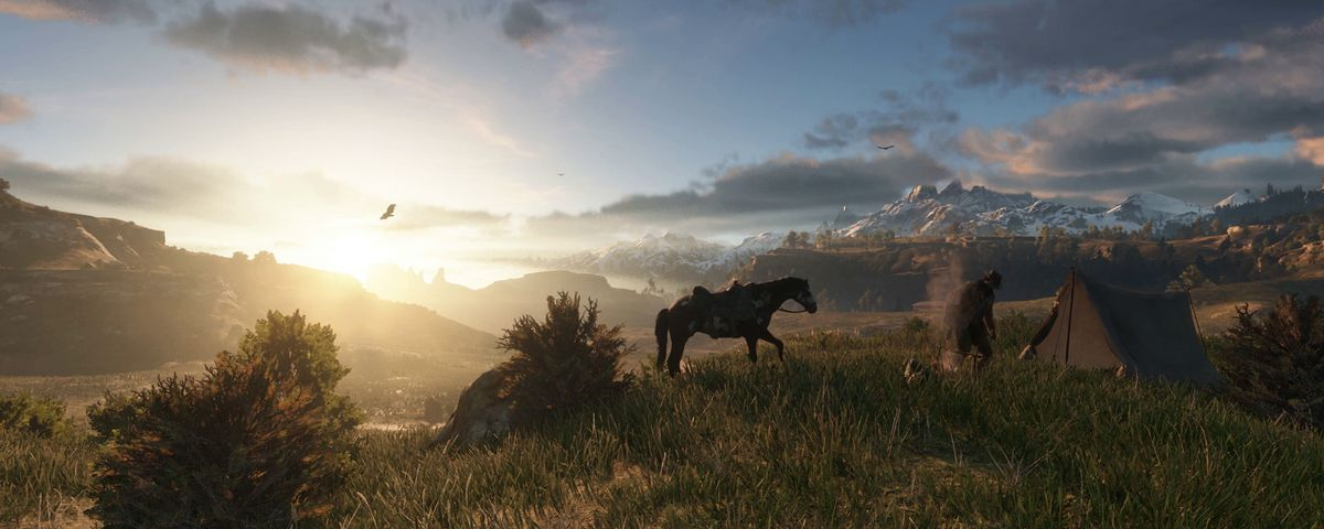 Bildresultat för red dead redemption 2 nature