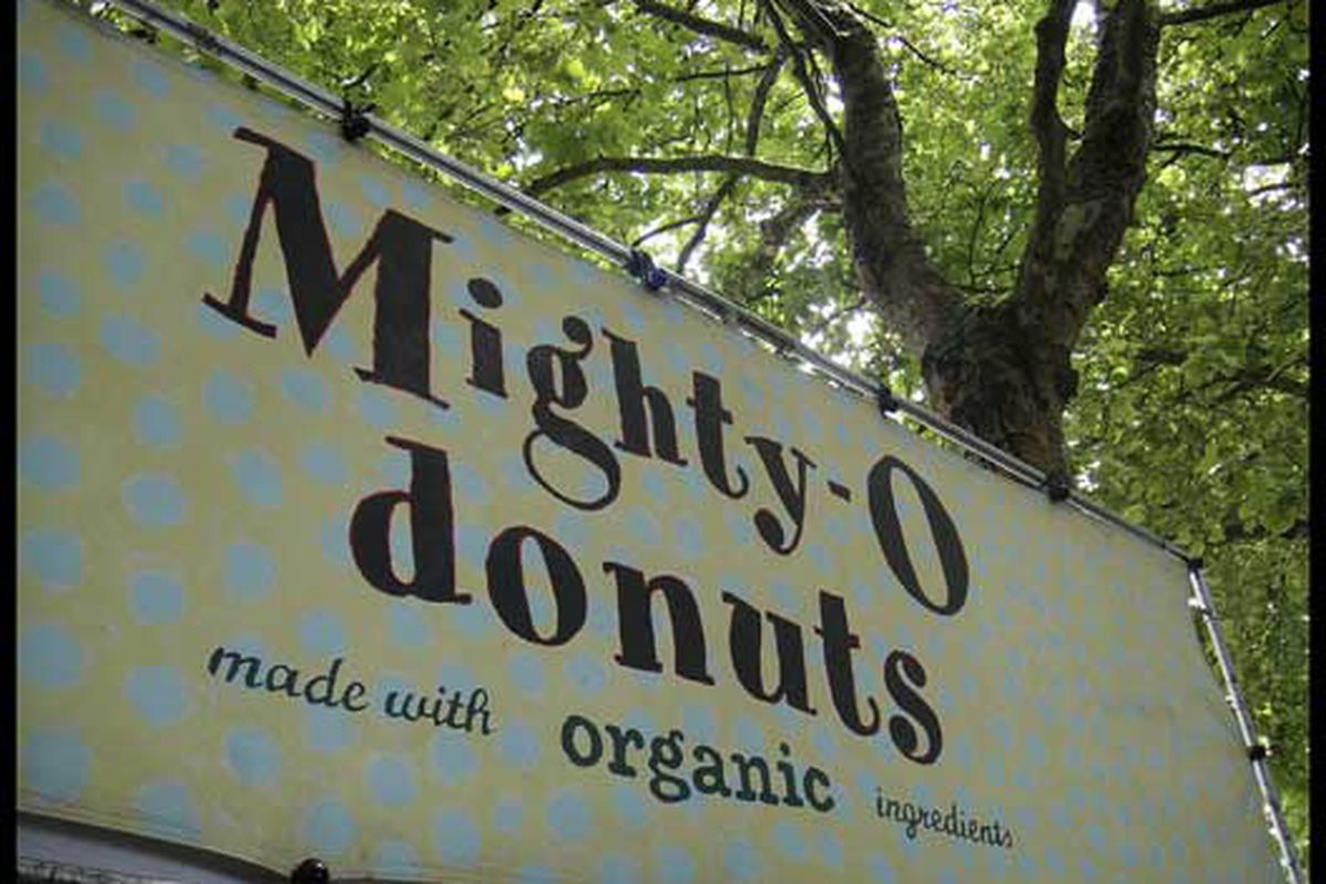 Mighty-O Donuts, Bite of Seattle