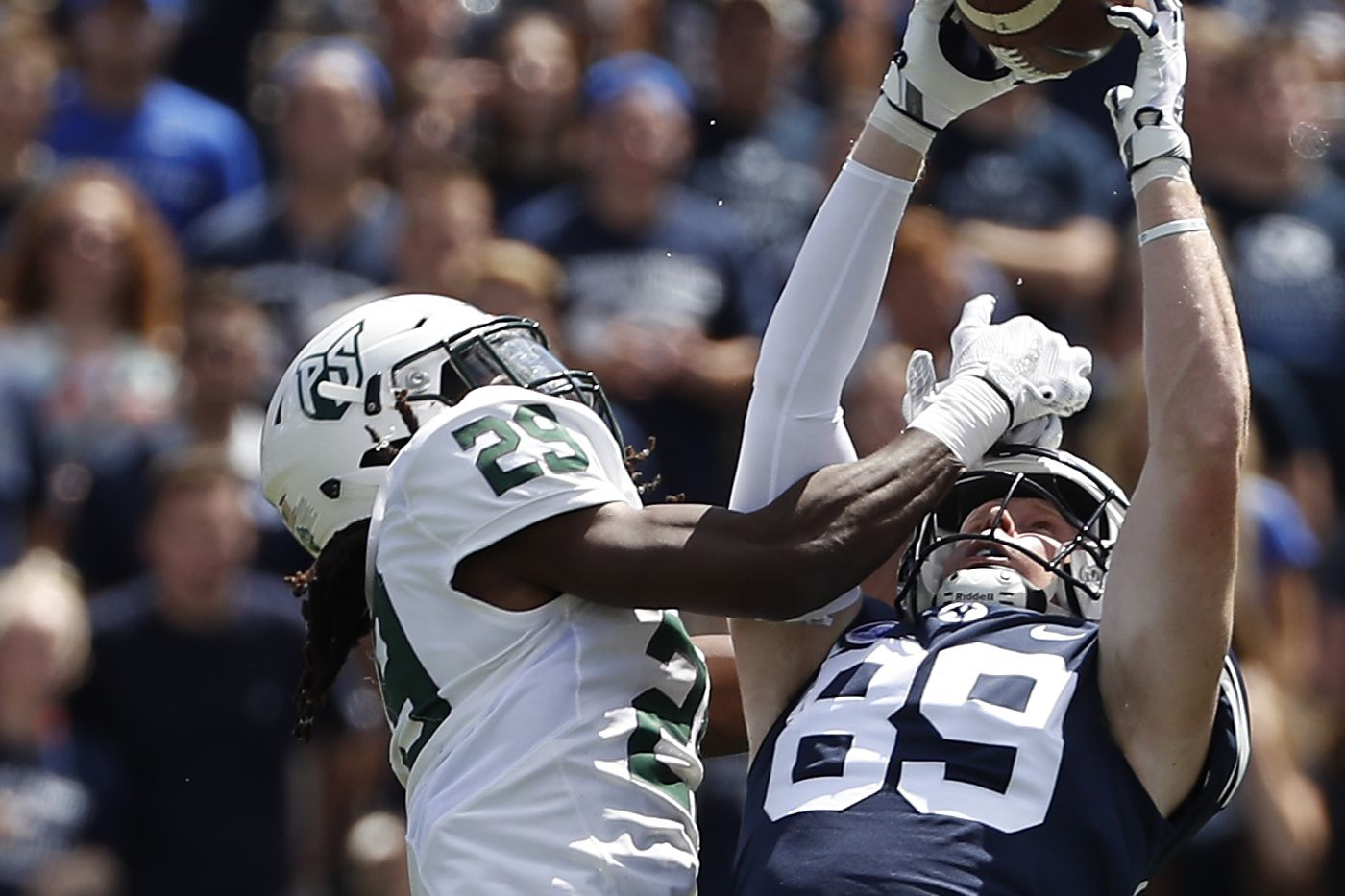 purchase cheap feaf9 645fb Cowboys UDFA 2018: An interview with defensive back Donovan ...