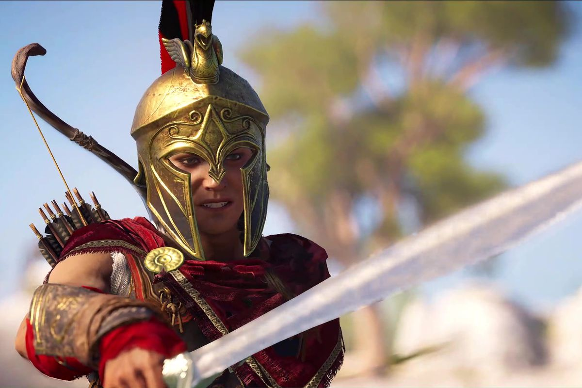 Assassin's Creed Odyssey is the second game to stream to Nintendo