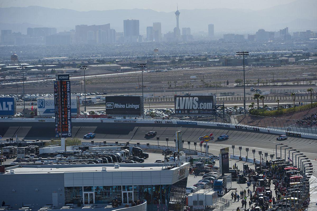 Las vegas motor speedway seeking 2nd cup series race for Las vegas motor speedway schedule