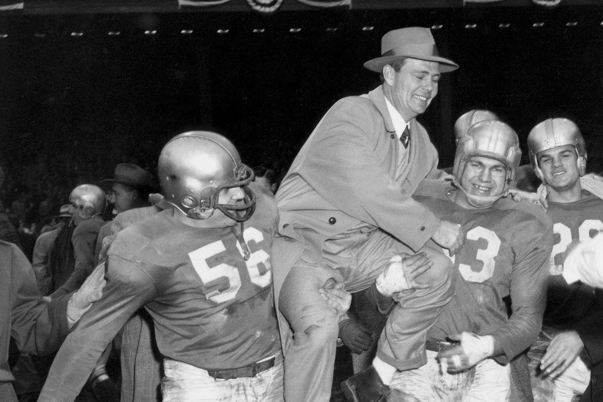 1953 NFL Championship Game - Cleveland Browns v Detroit Lions