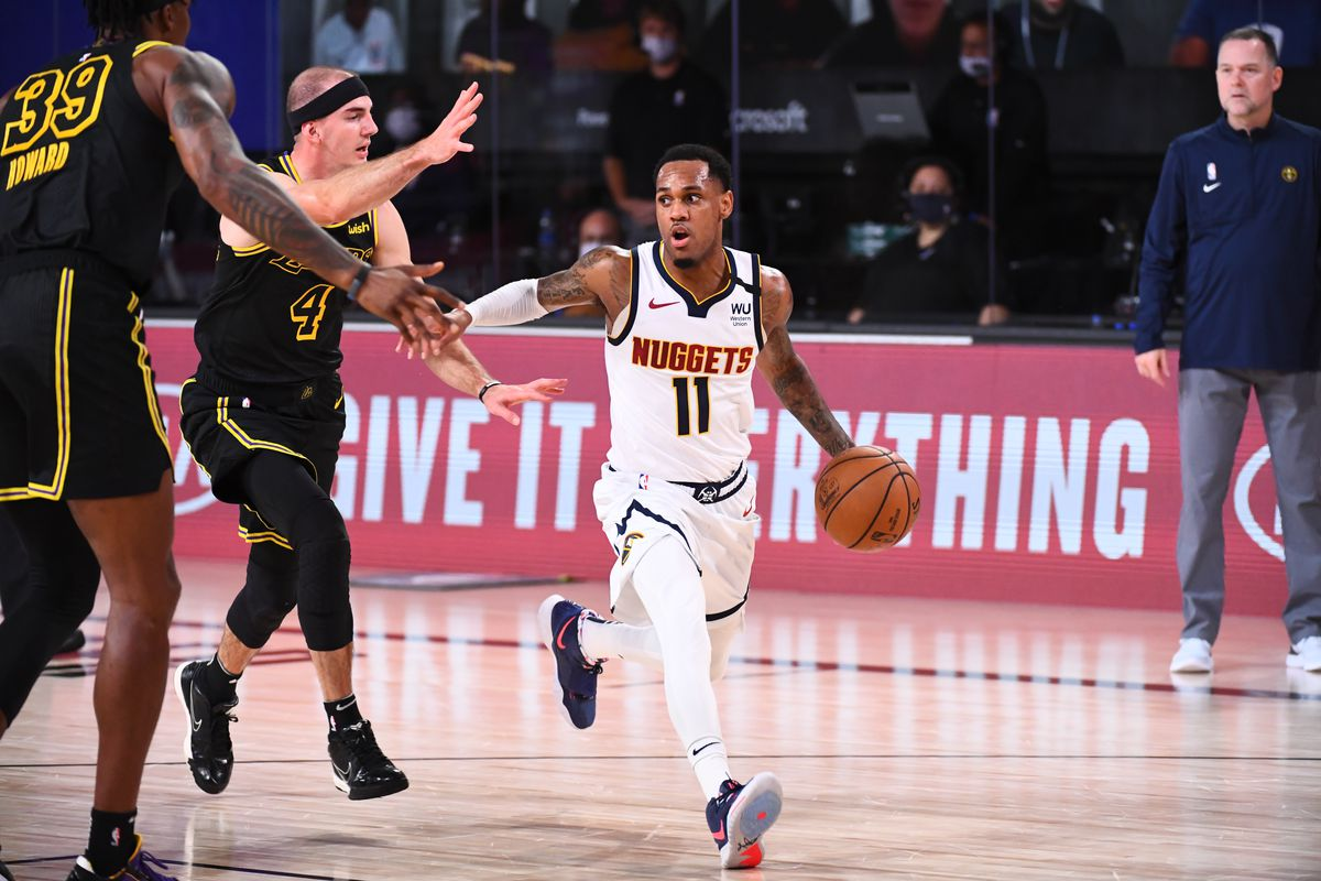 Denver Nuggets v Los Angeles Lakers - Game Two