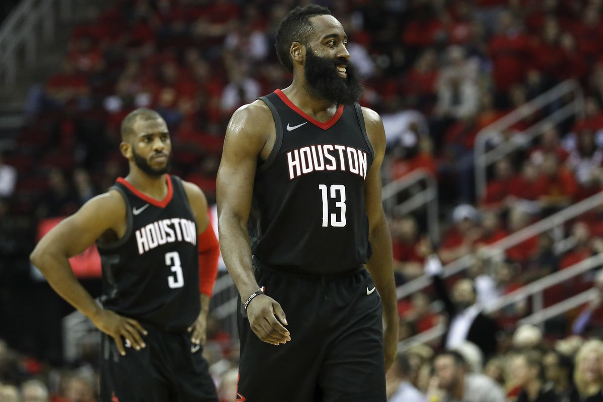 01c433469c68 Will James Harden s historic run come to an end with the return of Chris  Paul