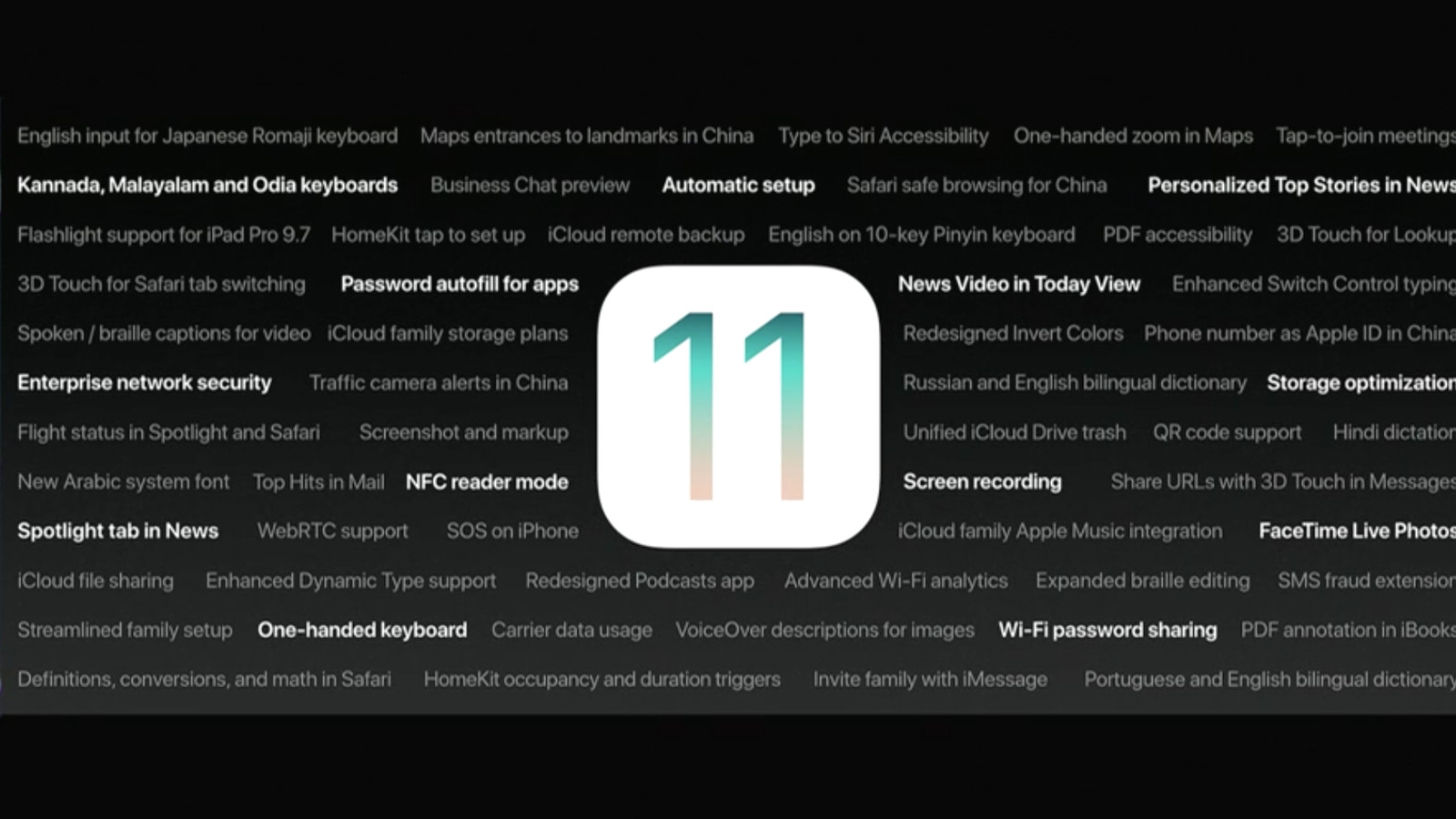 The 9 Best iOS 11 Features Apple Didn't Talk About Onstage
