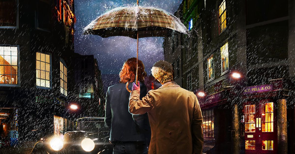 Good Omens is returning for a second season on Amazon Prime Video