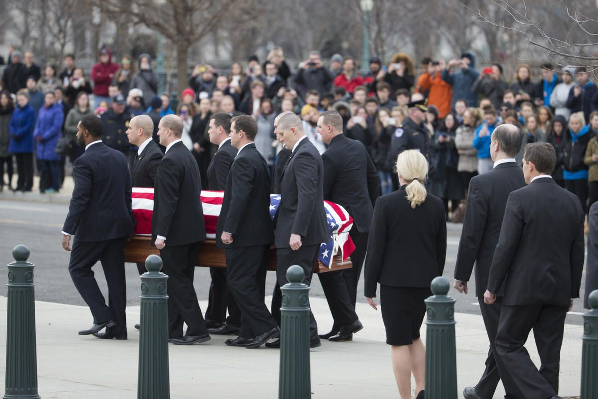 What to expect at Scalia's Catholic funeral - Deseret News