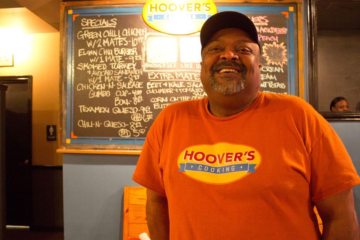 Hoover Alexander