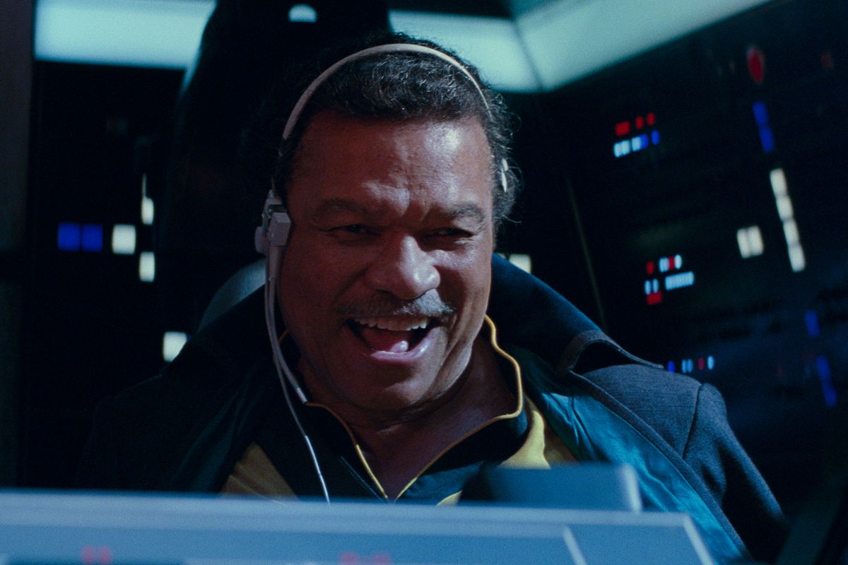 """Lando Calrissian in """"Star Wars: The Rise of Skywalker."""" A new """"Star Wars"""" will offer insight into the """"Skywalker"""" trilogy."""