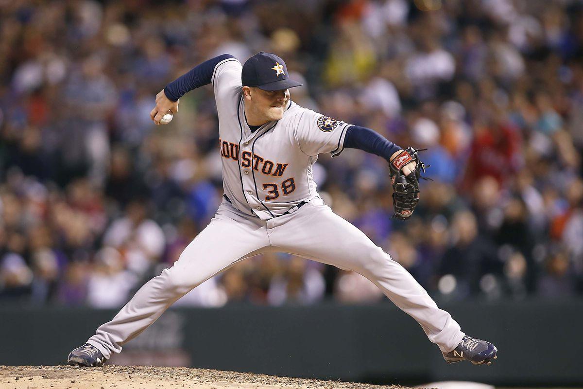 MLB: Houston Astros at Colorado Rockies