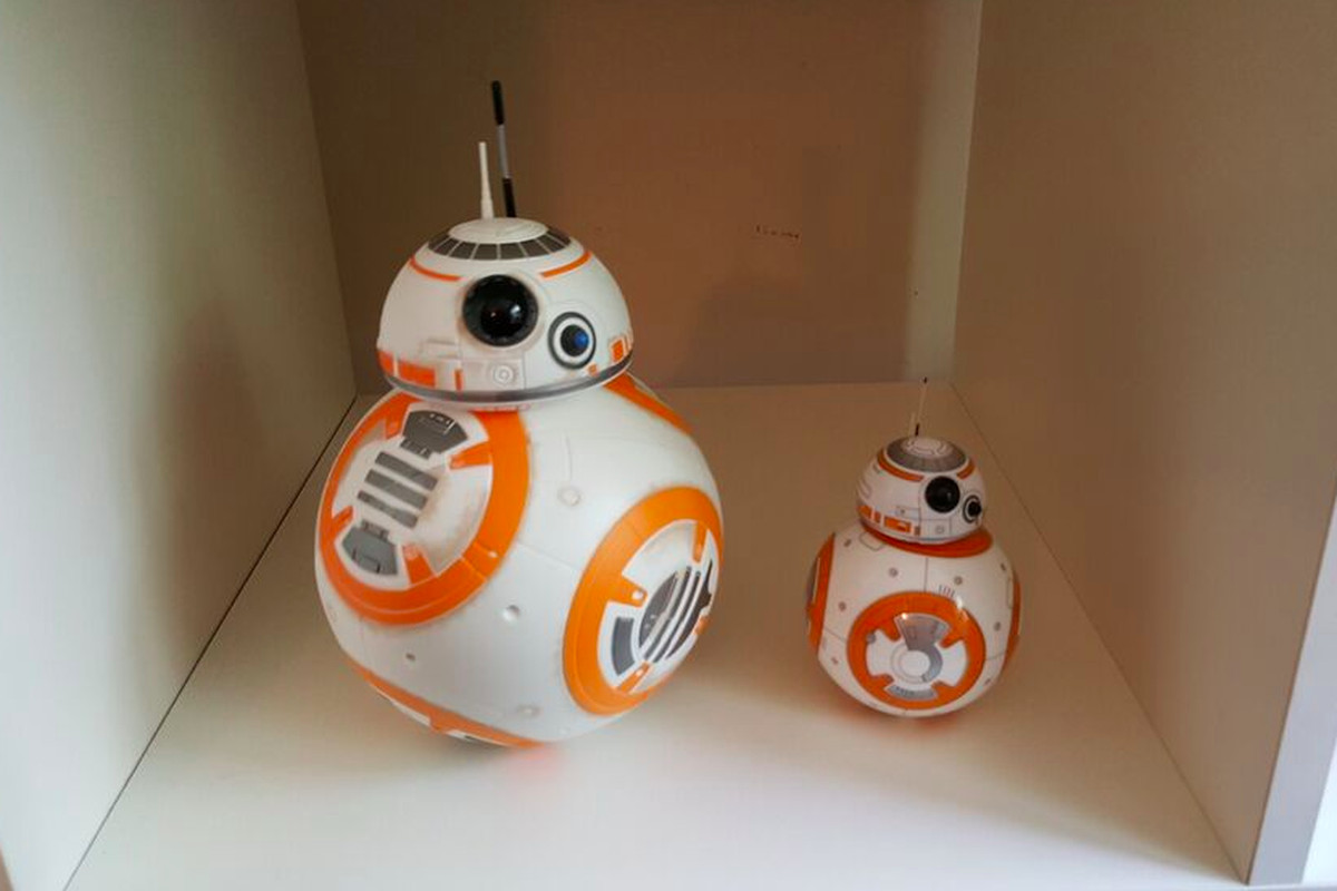 How does the $80 Star Wars BB-8 stand up to the $150 toy? Our ...