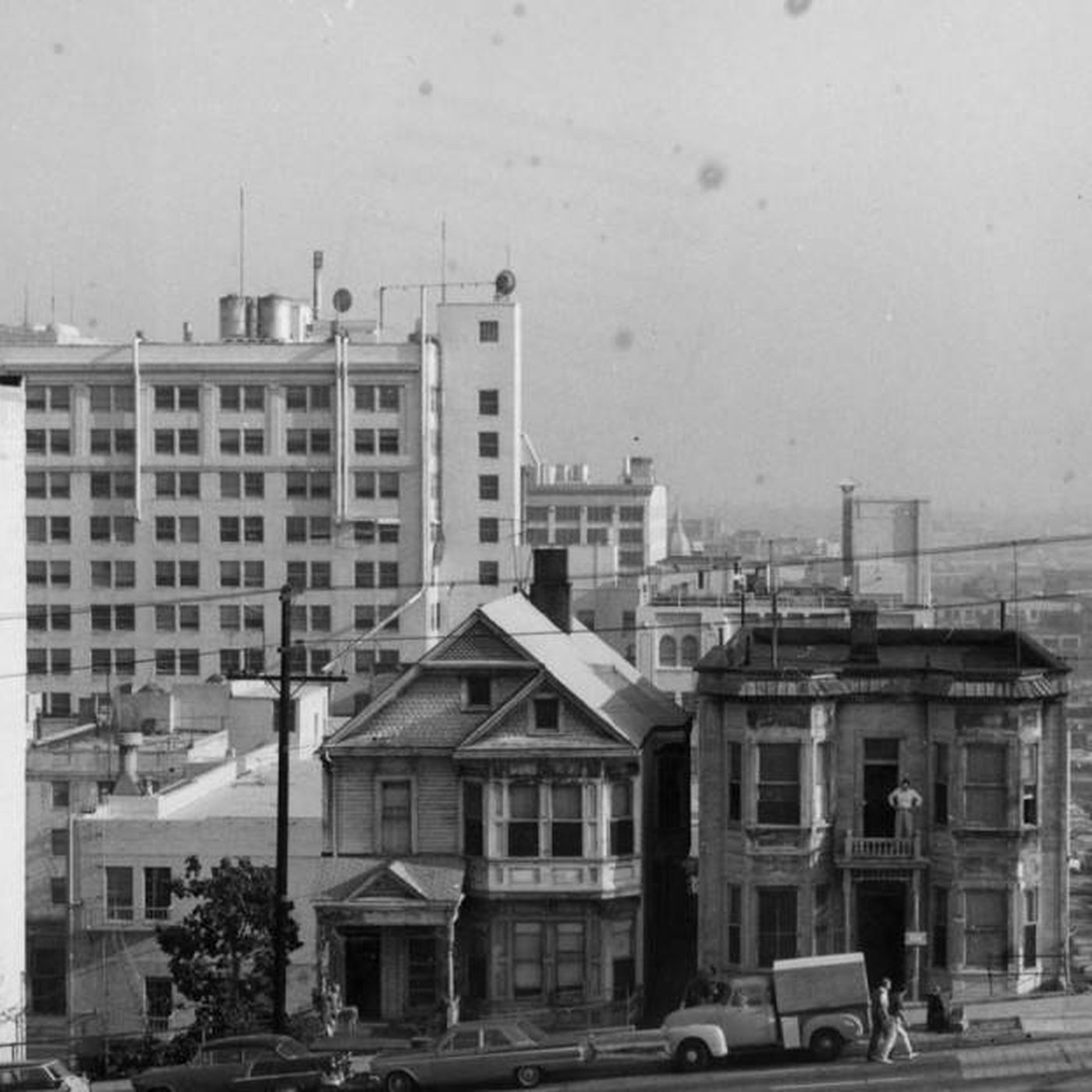 Vintage Footage Of Downtown La Shows How Bunker Hill Has Changed Curbed