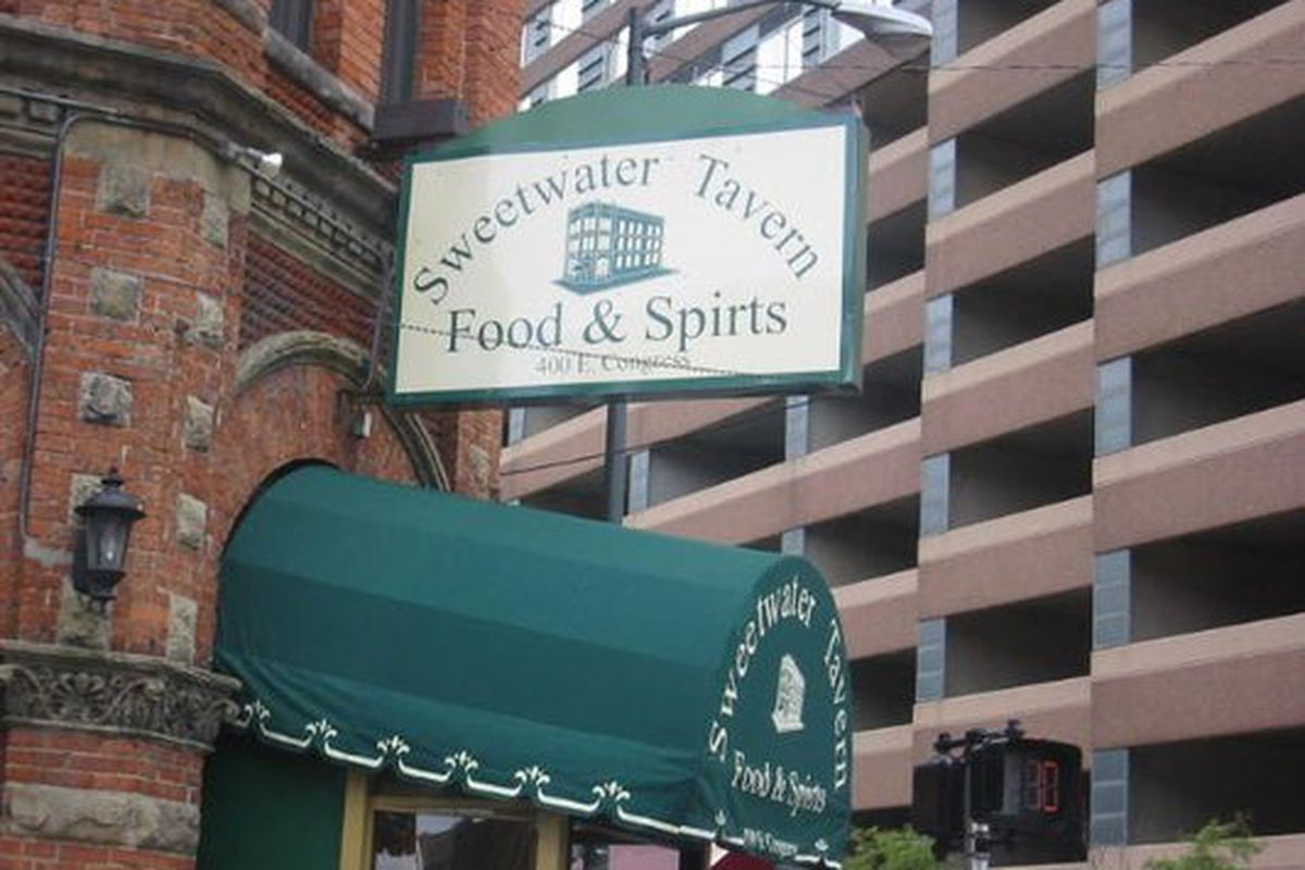 Sweetwater Tavern.