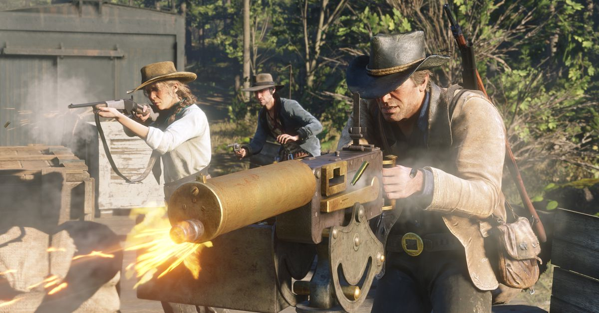 Red Dead Redemption 2 Online 7 Things To Know About The Beta Polygon