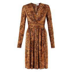 Dress in Python Print, $44.99 (Available on Net-A-Porter)