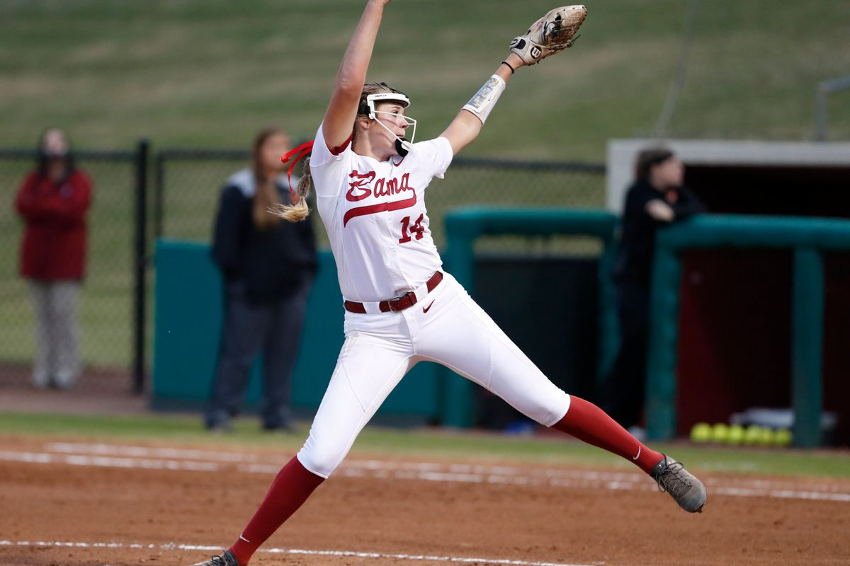 Montana Fouts Leads Alabama Softball to Another 5-0 Weekend - Roll 'Bama  Roll