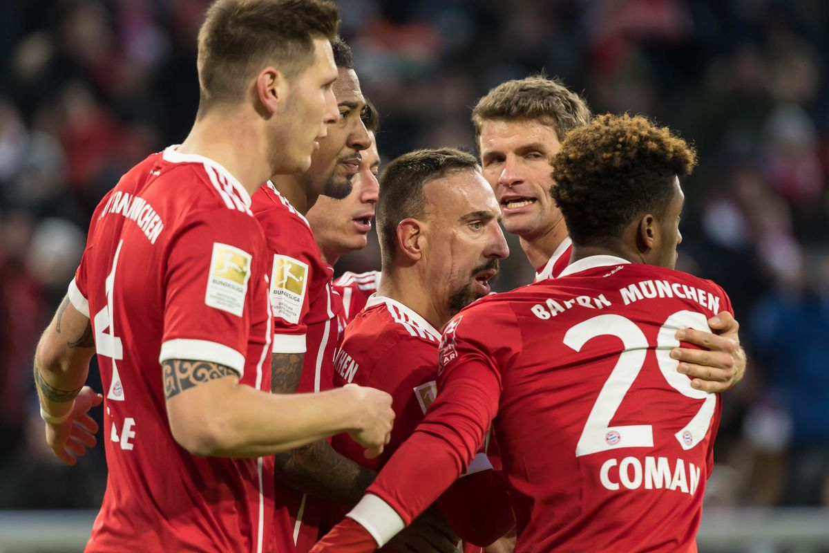 Bundesliga Bayern Bremen