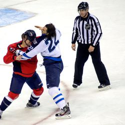 Hendricks Fights Thorburn