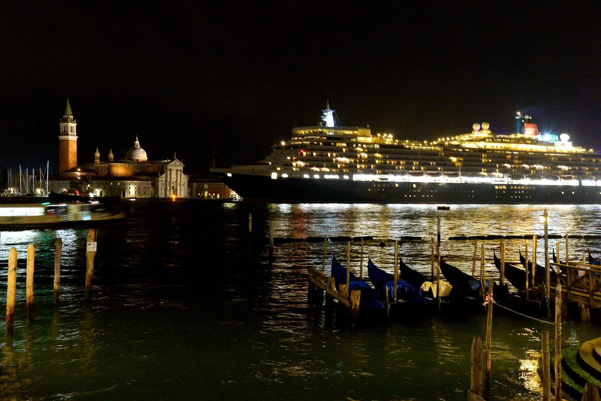 ITALY-VENICE-FEATURE-TOURISM